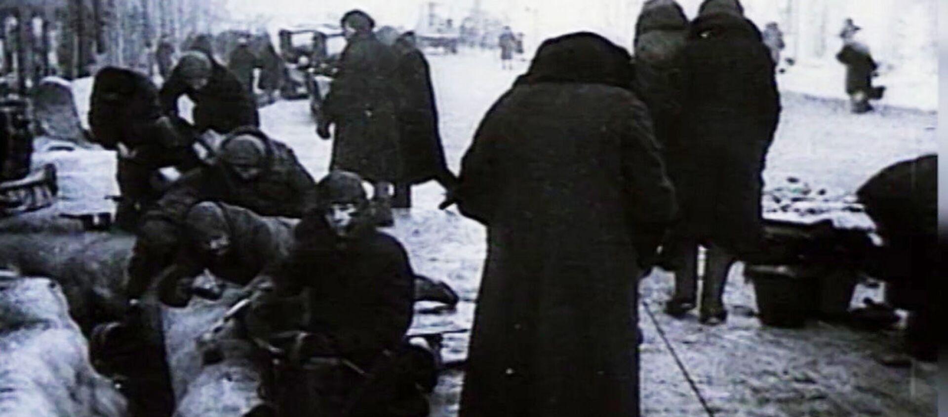 СПУТНИК_Начало блокады Ленинграда - Sputnik Узбекистан, 1920, 08.09.2018