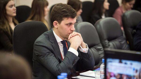 Дмитрий Михайлов  - Sputnik Узбекистан