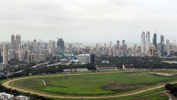 Obщiy vid goroda Mumbai - Sputnik Oʻzbekiston