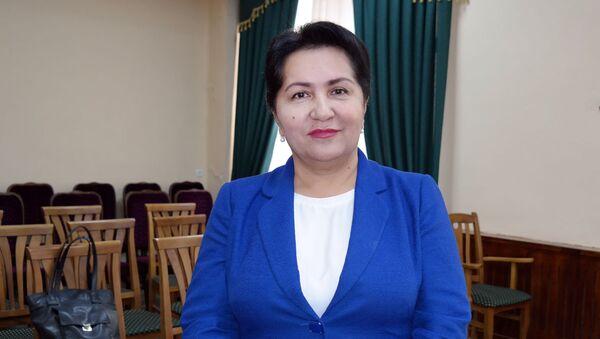 Tanzila Narbayeva - Sputnik Oʻzbekiston