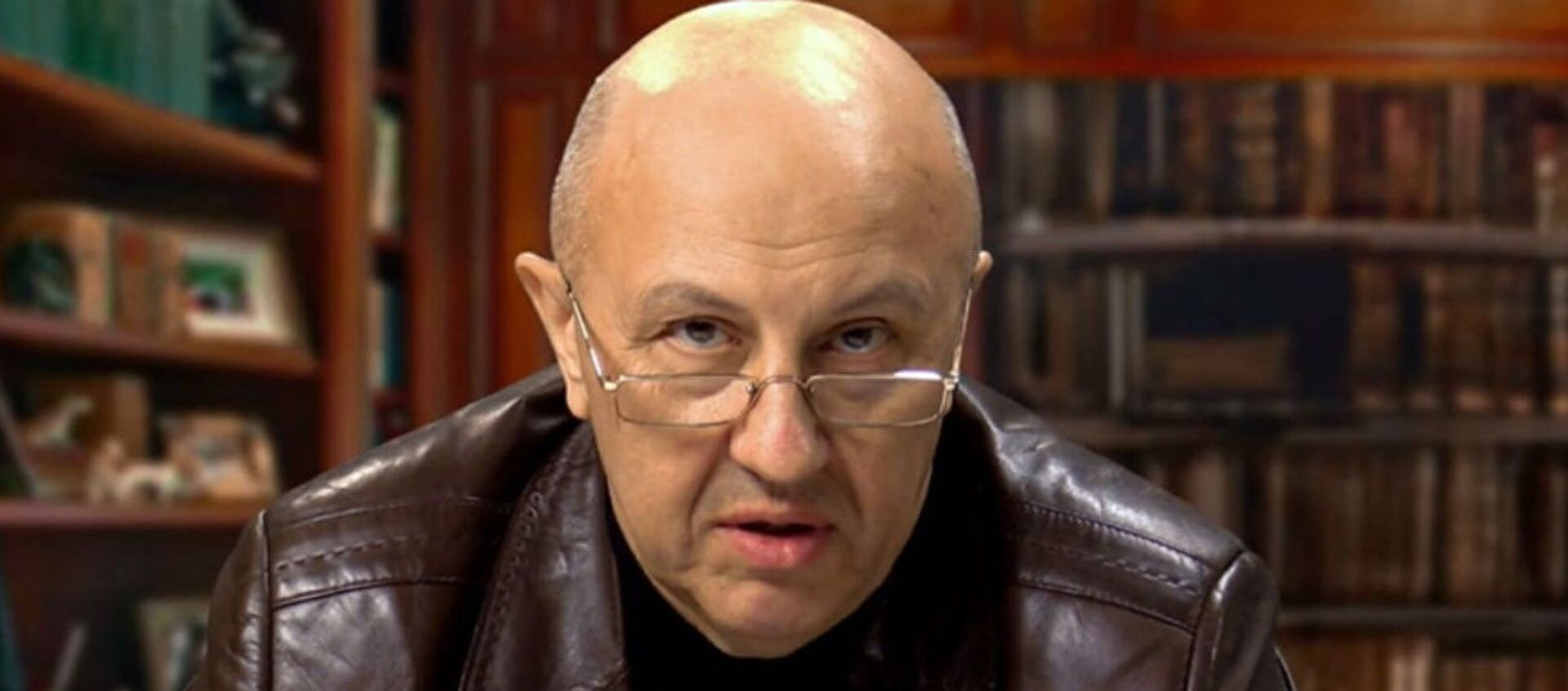 Историк, гендиректор Института системно-стратегического анализа Андрей Фурсов  - Sputnik Узбекистан, 1920, 11.09.2018