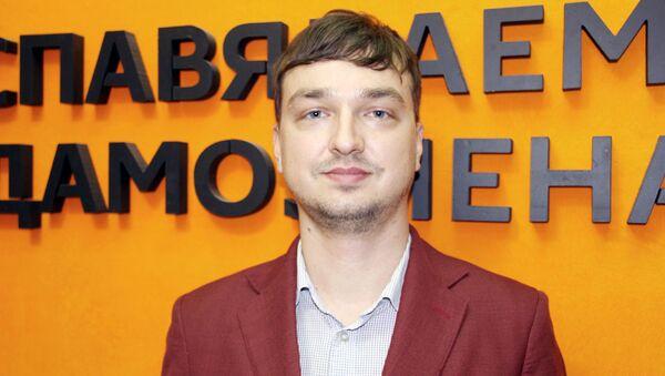 Политический эксперт и публицист Кирилл Озимко - Sputnik Узбекистан