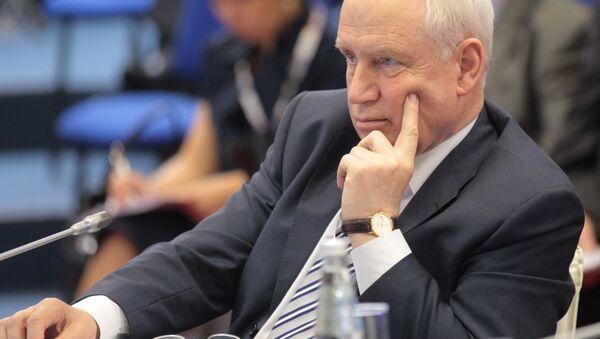 Исполнительный секретарь СНГ Сергей Лебедев - Sputnik Узбекистан