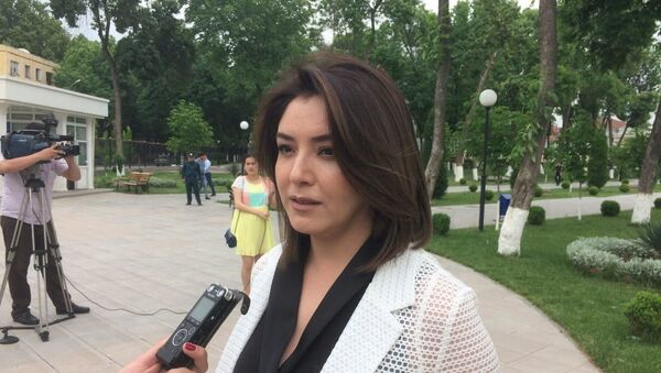 Узбекская актриса Рано Шодиева - Sputnik Узбекистан
