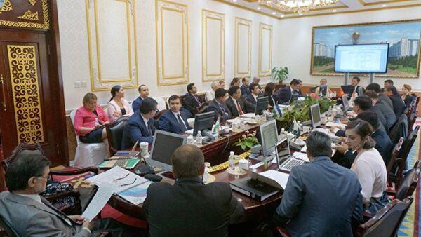 Заседание государств-представительств стран ШОС - Sputnik Узбекистан