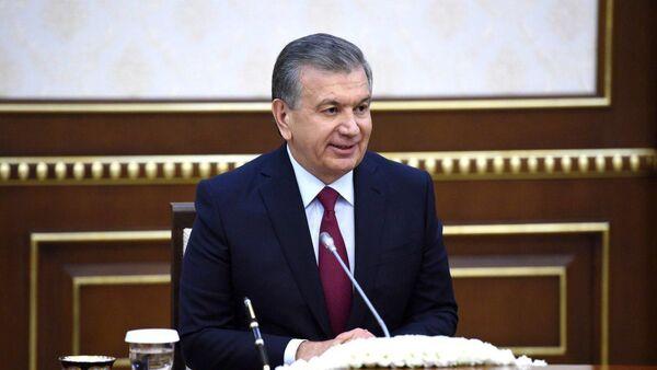Шавкат Мирзиёев принял посла США по особым поручениям в сфере международной религиозной свободы - Sputnik Ўзбекистон