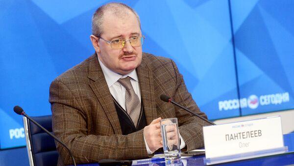 Исполнительный директор агентства Авиапорт Олег Пантелеев - Sputnik Узбекистан