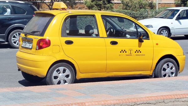 Такси в Узбекистане - Sputnik Узбекистан
