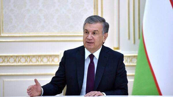 Шавкат Мирзиёев провел совещание по развитию спорта - Sputnik Ўзбекистон