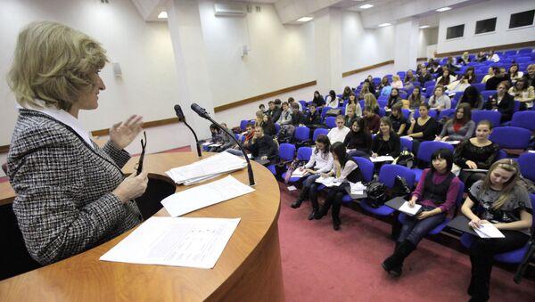 Rossiya Xalqlar doʻstligi universiteti (RUDN) - Sputnik Oʻzbekiston