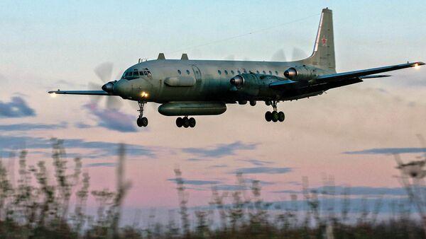 Российский самолет Ил-20М - Sputnik Узбекистан