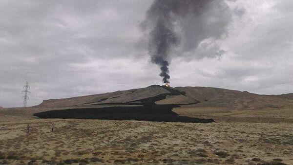Vulkan Otman-Bozdag v Azerbaydjane - Sputnik Oʻzbekiston