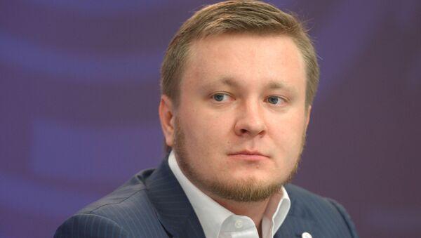 Директор Фонда энергетического развития Сергей Пикин - Sputnik Узбекистан
