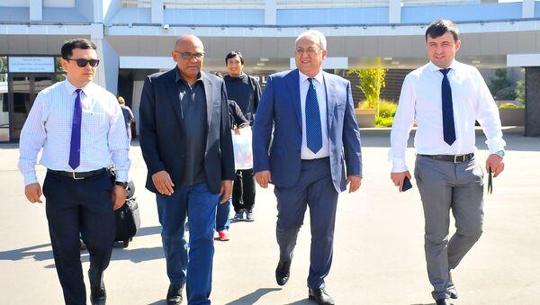 В Ташкент прибыл секретарь АФК Дато Виндсор Джон - Sputnik Ўзбекистон