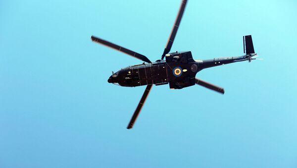 Вертолет AS.332 - Sputnik Ўзбекистон
