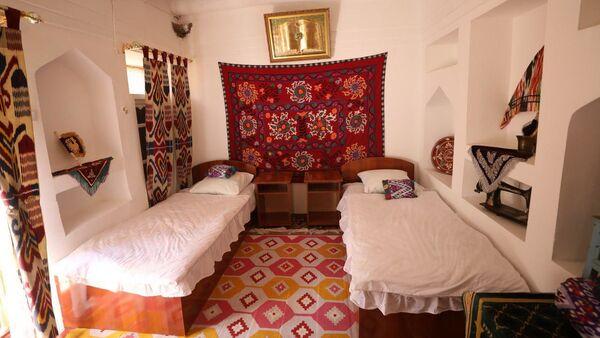 Интерьер семейного гостевого дома - Sputnik Узбекистан