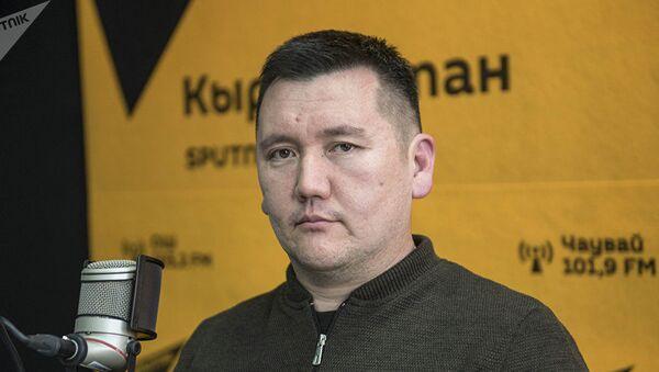 Психолог Ильдар Акбутин - Sputnik Узбекистан