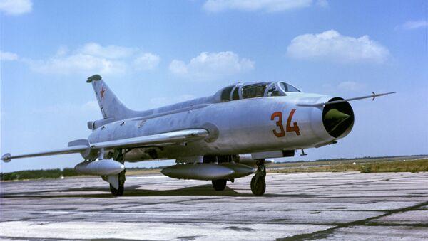 Истребитель МиГ-21 - Sputnik Ўзбекистон