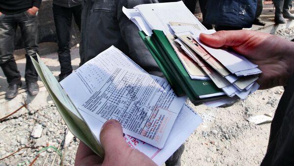 Проверка документов иностранных граждан - Sputnik Узбекистан