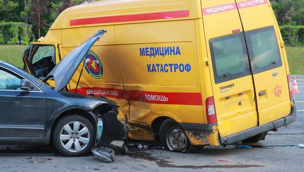 DTP v Moskve - Sputnik Oʻzbekiston
