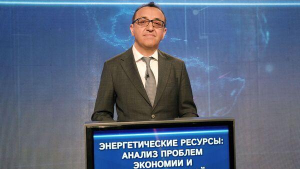 Sharifjon Tursunov - Sputnik Oʻzbekiston