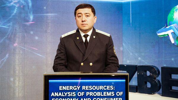 Shoxrux Aminov - Sputnik Oʻzbekiston