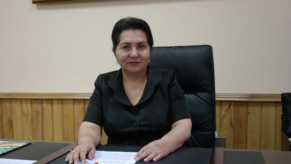 Танзила Нарбаева - Sputnik Ўзбекистон