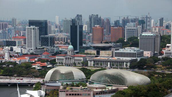 Зарубежные страны: Сингапур - Sputnik Узбекистан