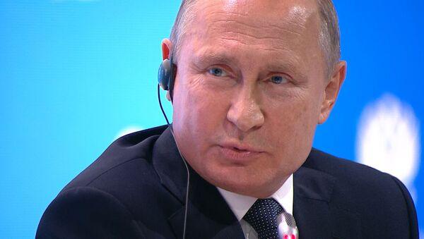 Предатель Родины: Путин о Скрипале - Sputnik Узбекистан