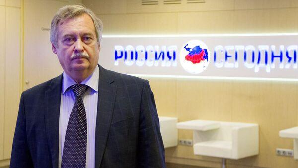 Игорь Загарин - Sputnik Узбекистан