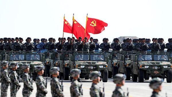 Войска Китайской Народной Республики - Sputnik Узбекистан