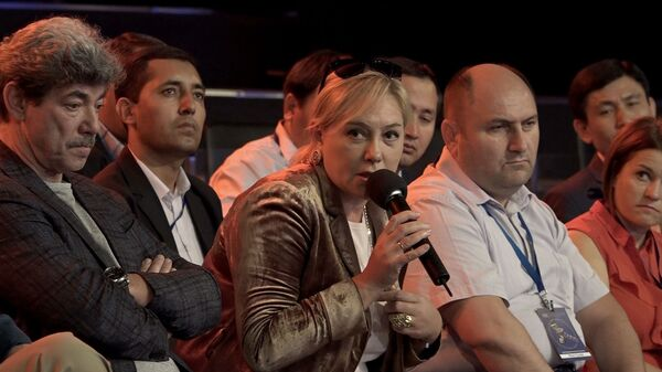 Арина Шарапова: Узбекистан правильно использовал богатый потенциал прошлого - Sputnik Ўзбекистон