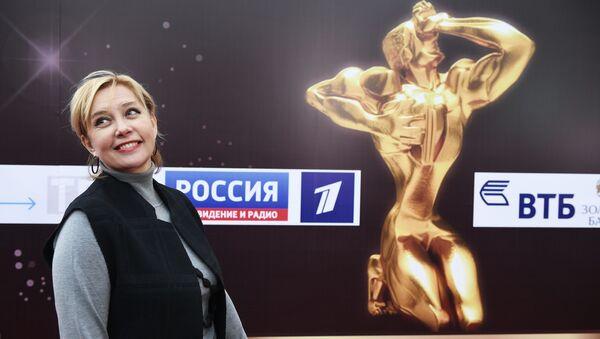 Телеведущая Арина Шарапова - Sputnik Узбекистан