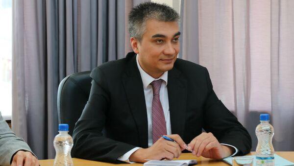 Посол Узбекистана в Российской Федерации Ботиржон Асадов - Sputnik Ўзбекистон