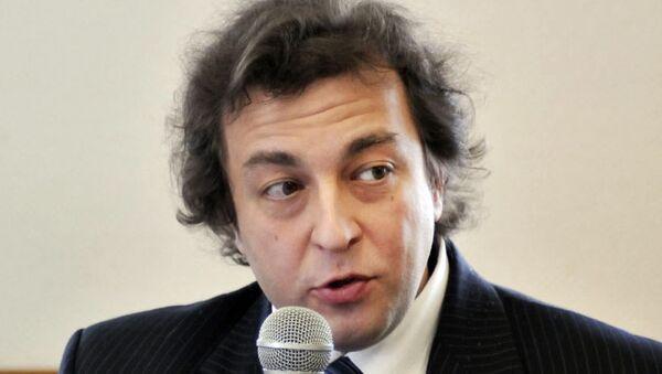 Dmitriy Poletayev - Sputnik Oʻzbekiston