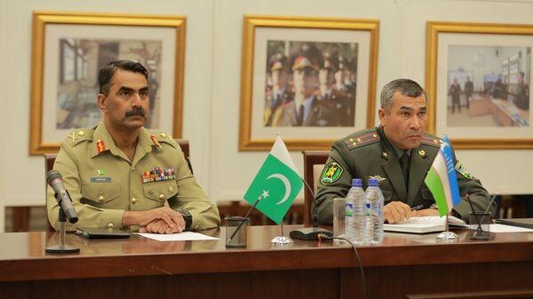 Пакистанская делегация во главе генерал-майора Сарфраз Али посетила Узбекистан - Sputnik Ўзбекистон