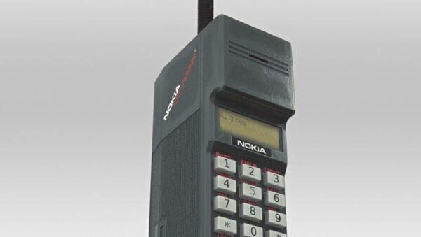 Nokia Mobira Cityman 1987 - Sputnik Ўзбекистон