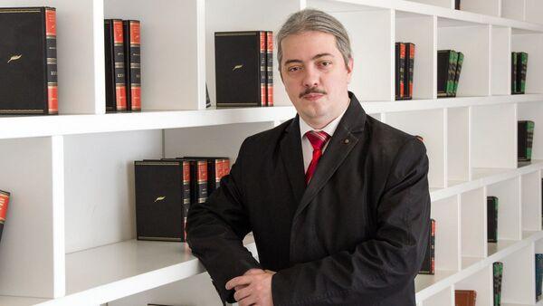 Политолог Дмитрий Верхотуров - Sputnik Ўзбекистон