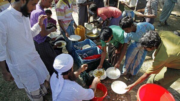 Беженцы рохинджа в Бангладеш - Sputnik Узбекистан