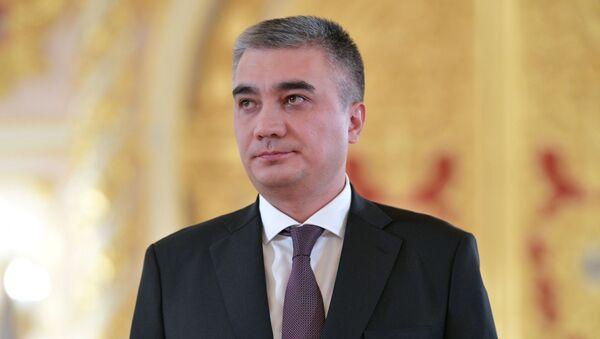 Чрезвычайный и полномочный посол Республики Узбекистан Ботиржон Закирович Асадов - Sputnik Ўзбекистон