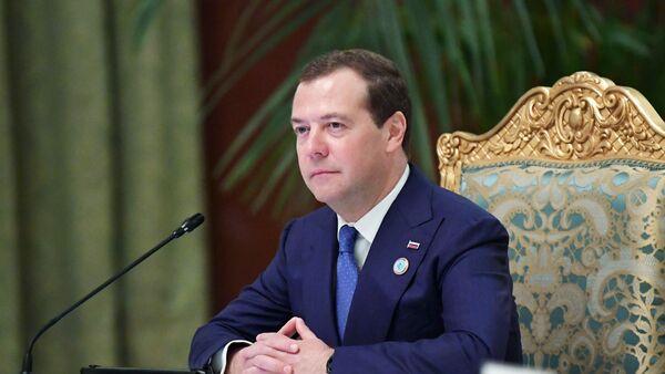 Дмитрий Медведев - Sputnik Ўзбекистон
