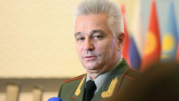 Юрий Дашкин - Sputnik Узбекистан