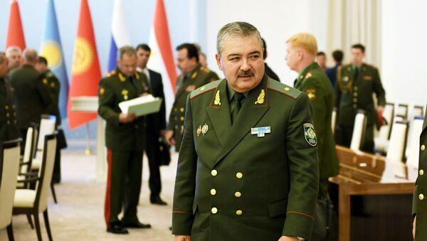 Министр обороны Узбекистана Абдусалом Азизов - Sputnik Узбекистан