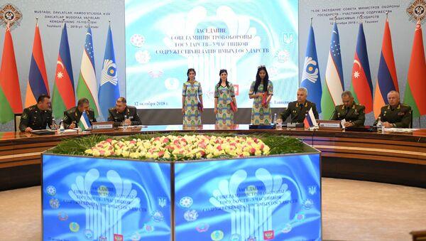 Совещание глав оборонных ведомств в Ташкенте - Sputnik Узбекистан