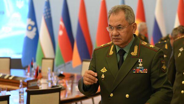 Shoygu poprosil kolleg iz SNG pomoch v sozdanii multimediynogo muzeya VOV - Sputnik Oʻzbekiston