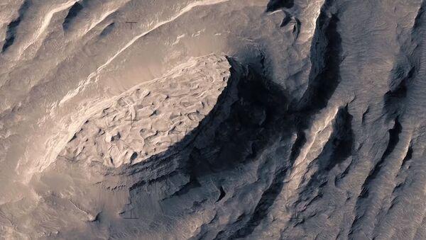 Видео с поверхности Марса - Sputnik Узбекистан