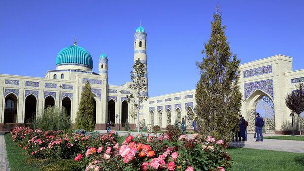 Соборная мечеть в Заамине - Sputnik Узбекистан