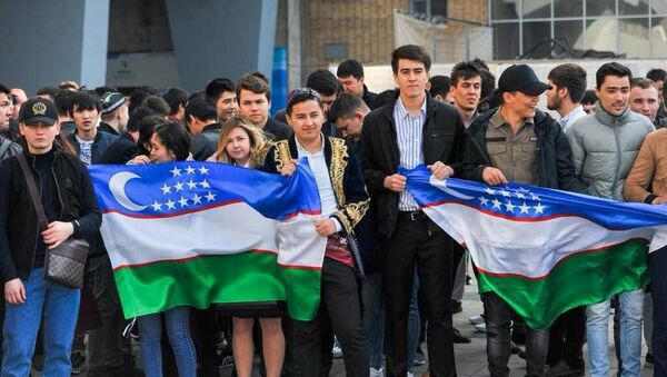 Studentы MISiS - Sputnik Oʻzbekiston