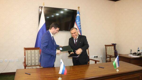 РусГидро и Узбекгидроэнерго расширяют сотрудничество в области гидроэнергетики - Sputnik Узбекистан