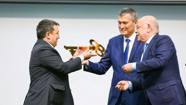 Открытие филиала МИСиС в Ташкенте - Sputnik Узбекистан